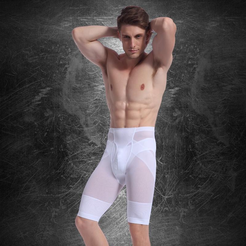 Custom mesh fitness mens yoga pants compression stretch pants casual leggings