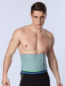 HOT Men Waist Cincher Slimming Belt Abdomen Shaper Girdle Fitness Men Body Shaper Belt Colorful Tummy Trimmer