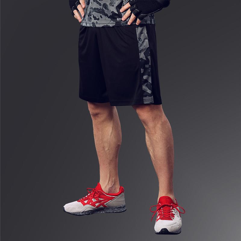 Wholesale jogger sweat pants custom logo workout sportswear fitness gym men sweat shorts