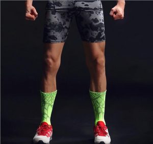Men's Bodyboulding Short Pants Compression Professional Fitness quick drying Short Pants