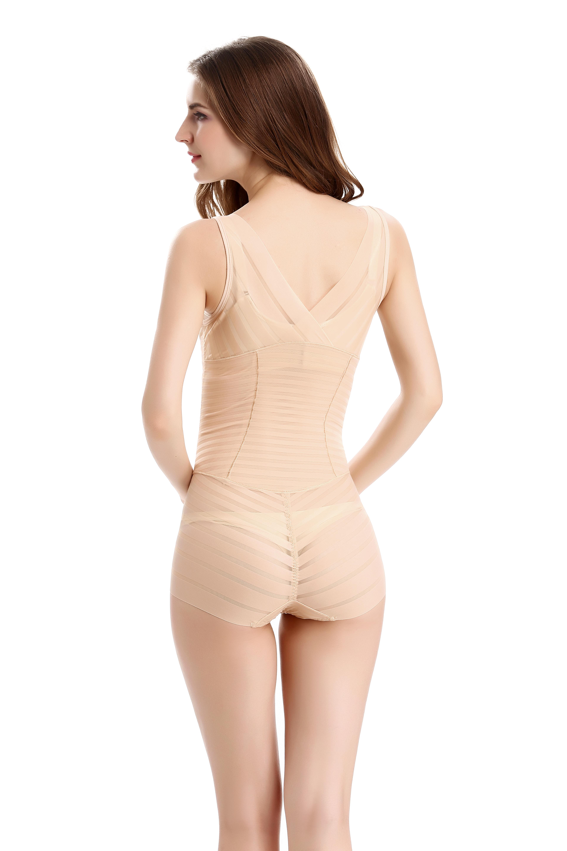 Body shaper plus size girdles corset body abdomen shapewear