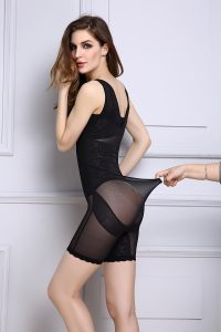 Shapewear flat legs abdomen breast care underwear body waist shaper
