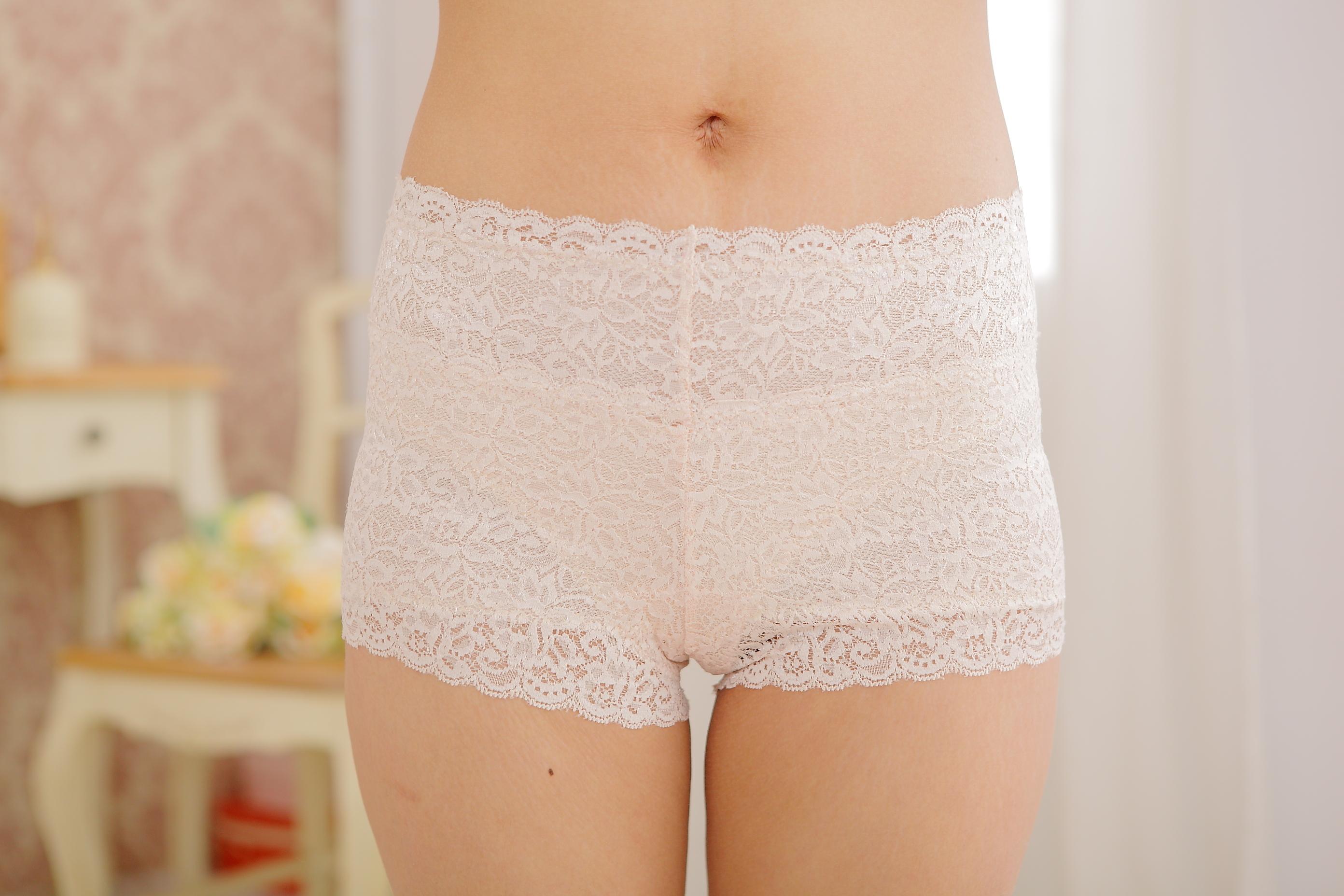 Wholesale Ladies' sexy lace body slimming Panties Plus Size lingerie Underwear Briefs Tummy Control