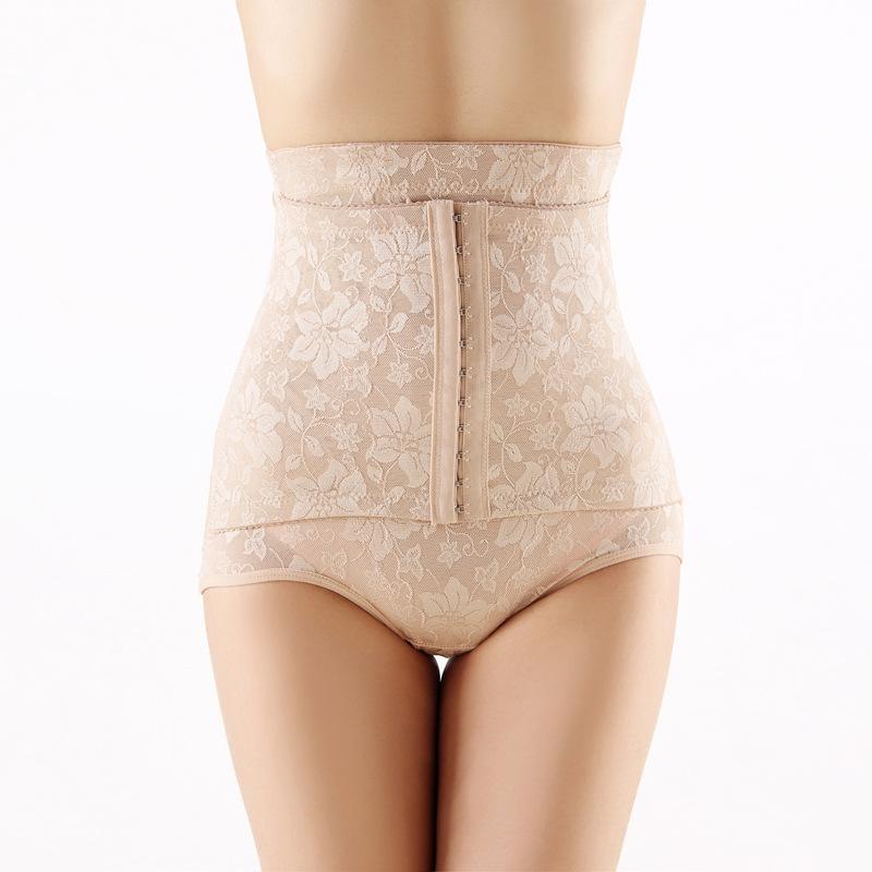 Waist trainer modeling strap Control Pants Slimming Belt butt lifter Slimming Shorts Underwear briefs Slimming Pants Shapewear