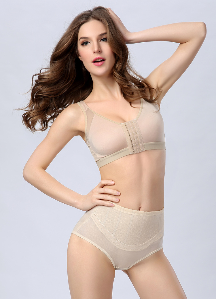 Stretch Pants For Women Body Shaper Hip Abdomen Tummy Control Panties High Waist Underwear Top Soft Breathable Underpants
