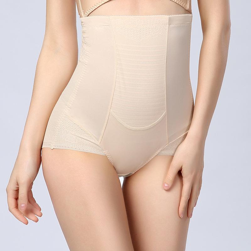 wholesale Good Quality Hot Shapers Cotton High Waist Tummy Control Panties Abdomen Shaper Slimming Pants Trimmer Underwear