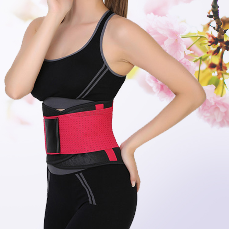 Breathable waist cincher wholesale comfortable waist training women body shaper