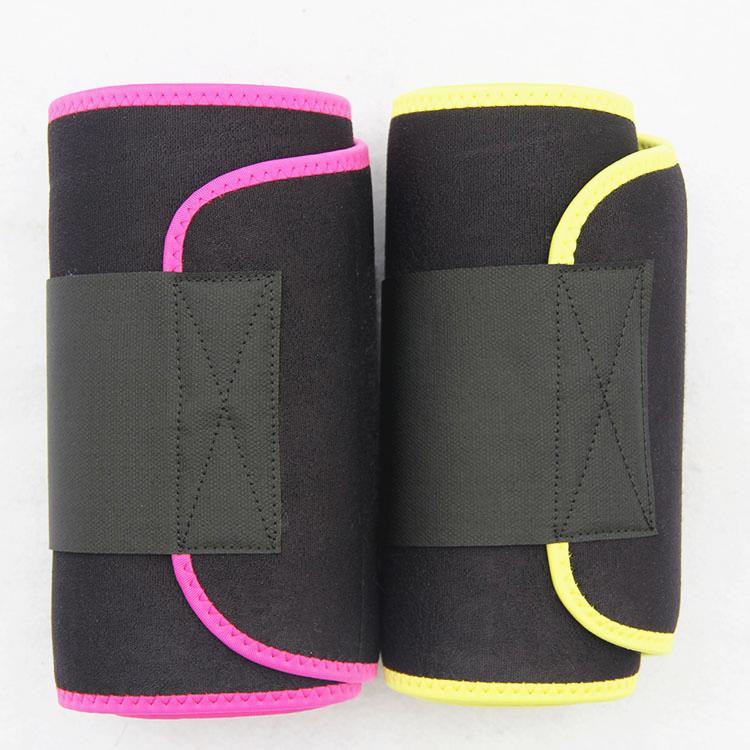 Hot sale neoprene belt super slimming waist trainer for women and men