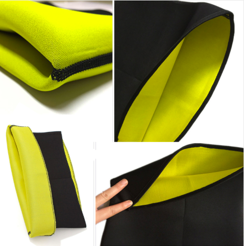 Body shaper belt elastic neoprene slimming waist trimmer belt for fitness