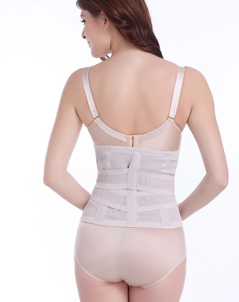 fitness women waist cincher custom corset wholesale waist trainer