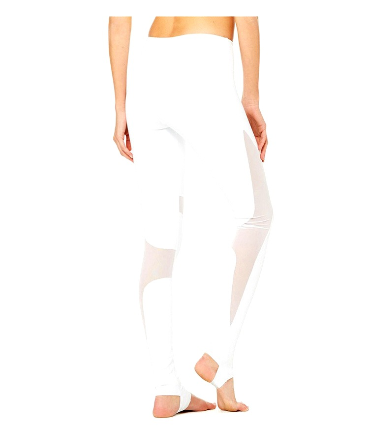 Hot sale sport breathable slimming waist fitness tight yoga pants for women