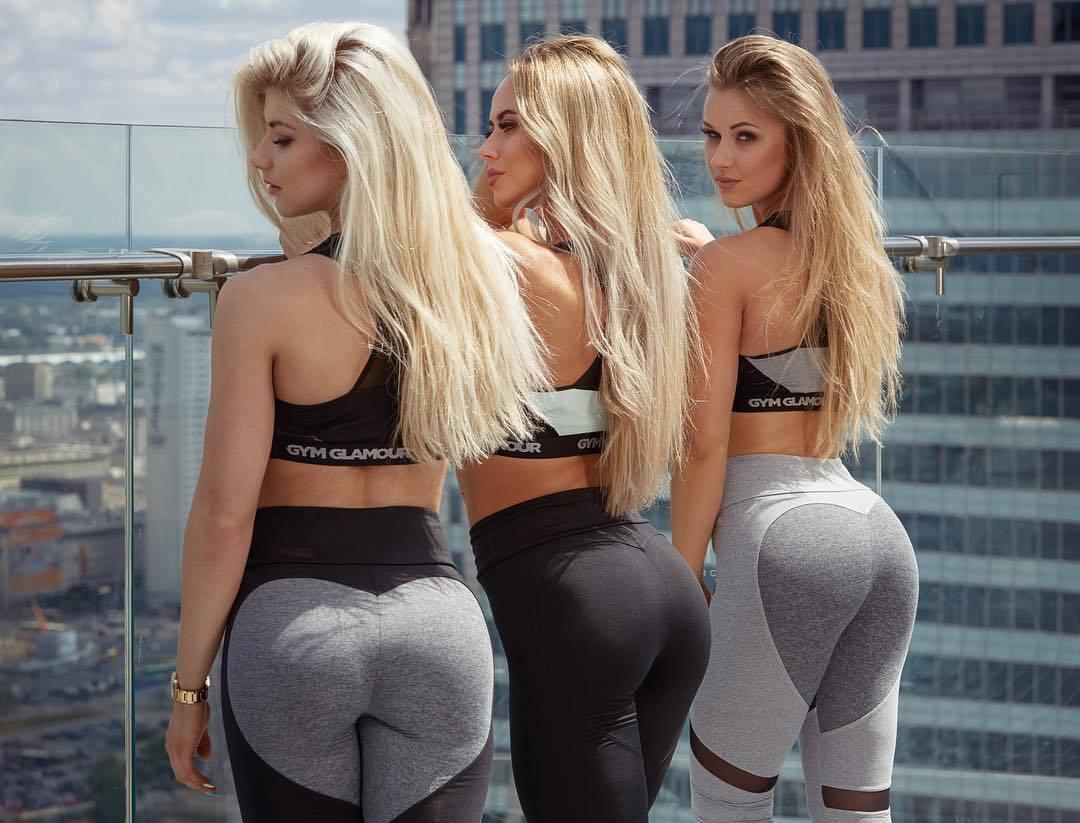 Wholesale mesh stitching hit color yoga leggings breathable slim yoga pants