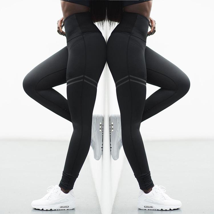 Custom ladies yoga pants leggings wholesale womens sport tights sexy yoga pants