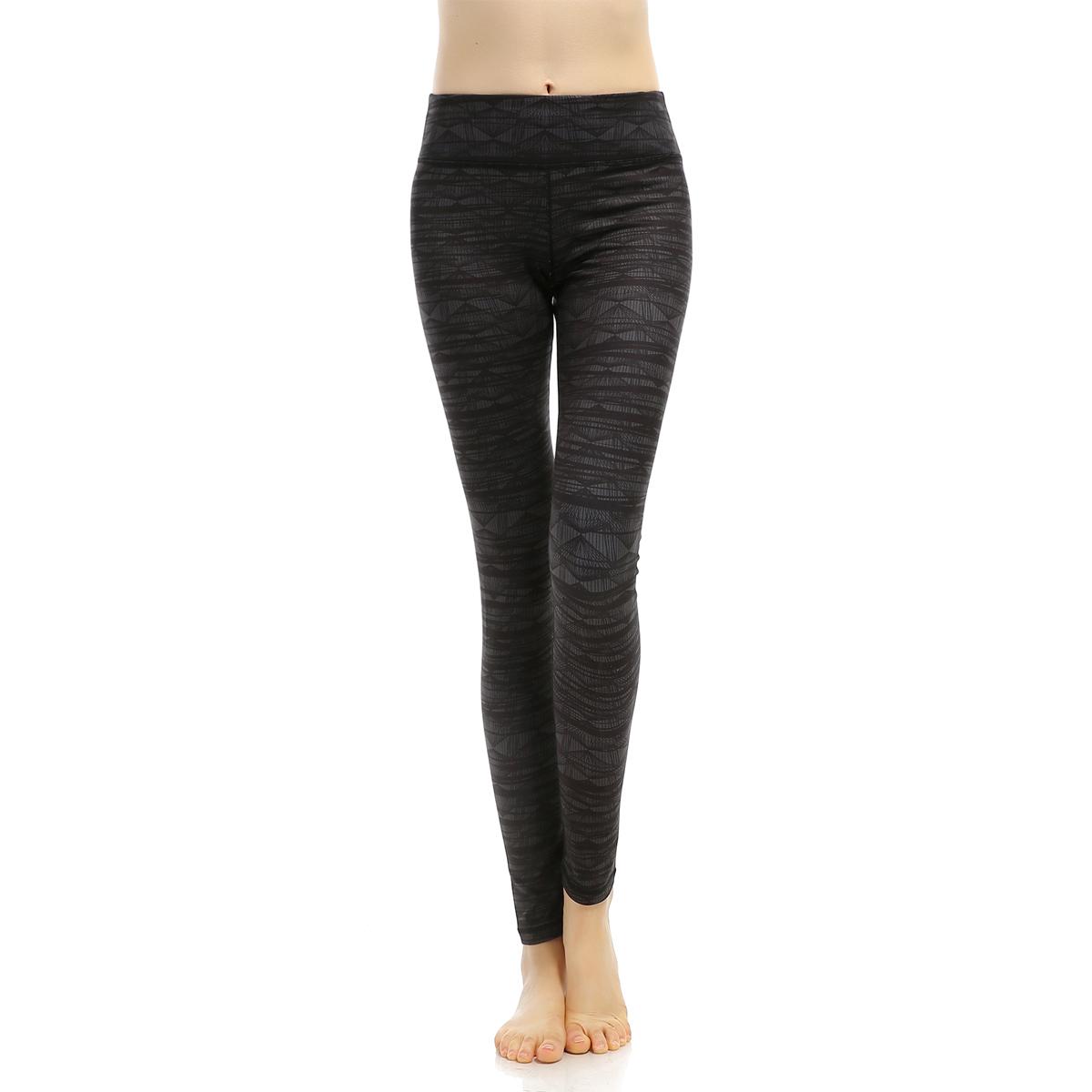 Breathable seamless yoga pants womens compression yoga pants