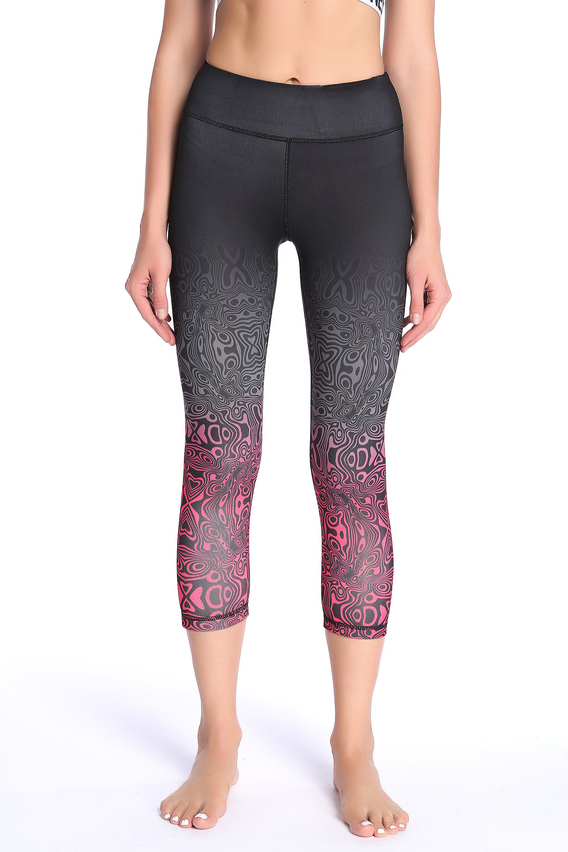 Girls running yoga pants sexy black gym shorts women tight yoga pants