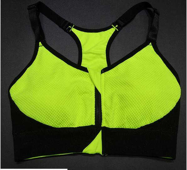Push Up Sports Bra High quality Compression Underwear Sportswear Bustier Female Women's Underwear Run Yoga bra