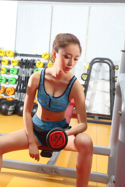 Bras For Women Sports yoga Corer Compression Underwear Sports Bra Cropped Feminine Color Zipper Rush Ticker For Publicity